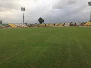 آمادهسازی استادیوم شهدای ساری تا سهشنبه پایان مییابد