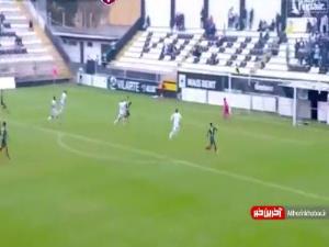 گلزنی علی علیپور در دیدار امروز ماریتیمو - وارزیم در جام حذفی پرتغال
