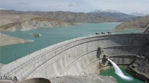 سد کوثر آب را به رودخانه زهره میرساند