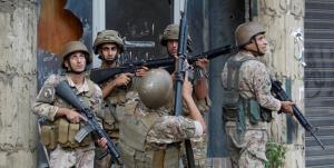 ماجرای ویدئوی جنجالی از تیراندازی یک عضو ارتش لبنان به معترضان