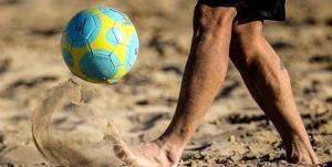 اسامی بازیکنان دعوت شده به اردوی تیم ملی فوتبال ساحلی اعلام شد