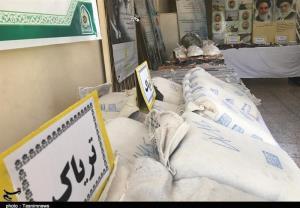 کشف ۵۰۰ کیلوگرم مواد مخدر در استان بوشهر