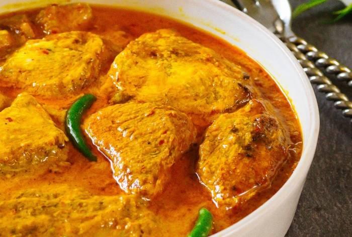 «جوجه قرمه» غذای تند و تیز به سبک هندی ها