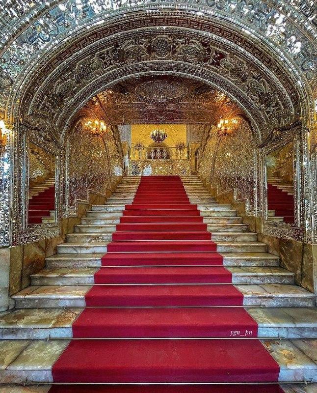 عکس/ کاخ موزه گلستان با قدمتی ۴۴۰ ساله از عهد شاه عباس صفوی