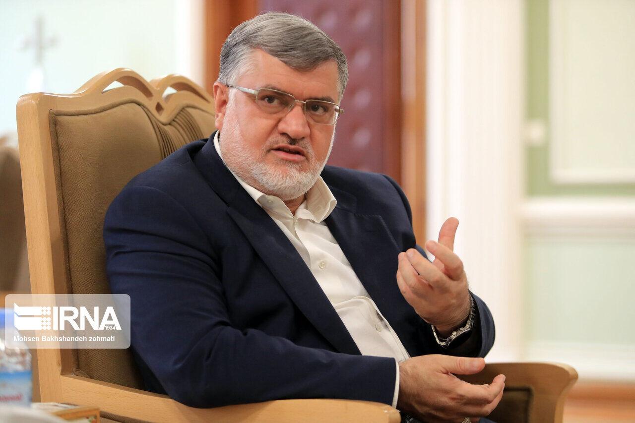 معتمدیان، استاندار آذربایجانغربی شد