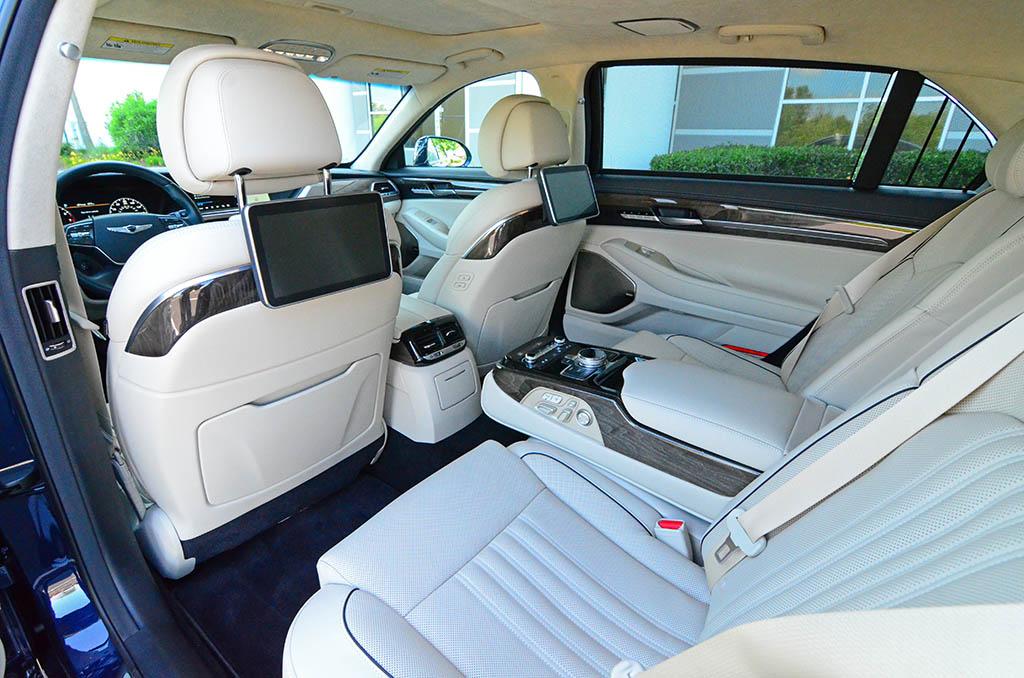 کدام خودروها بهترین صندلیها را دارند؟