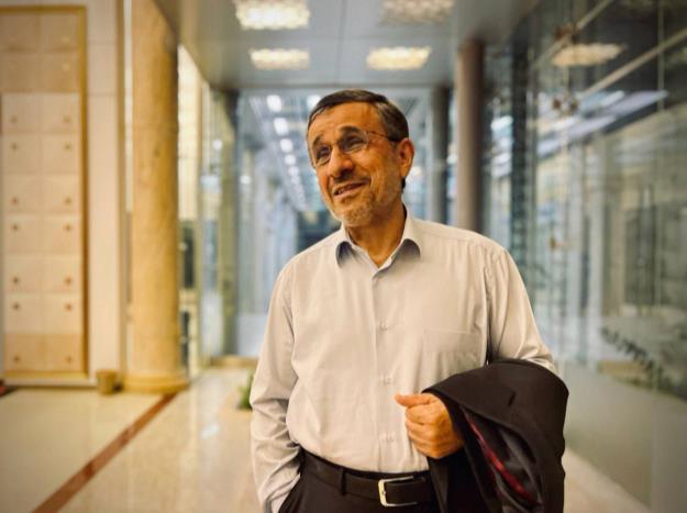 پیام احمدینژاد در پایان سفر به امارات