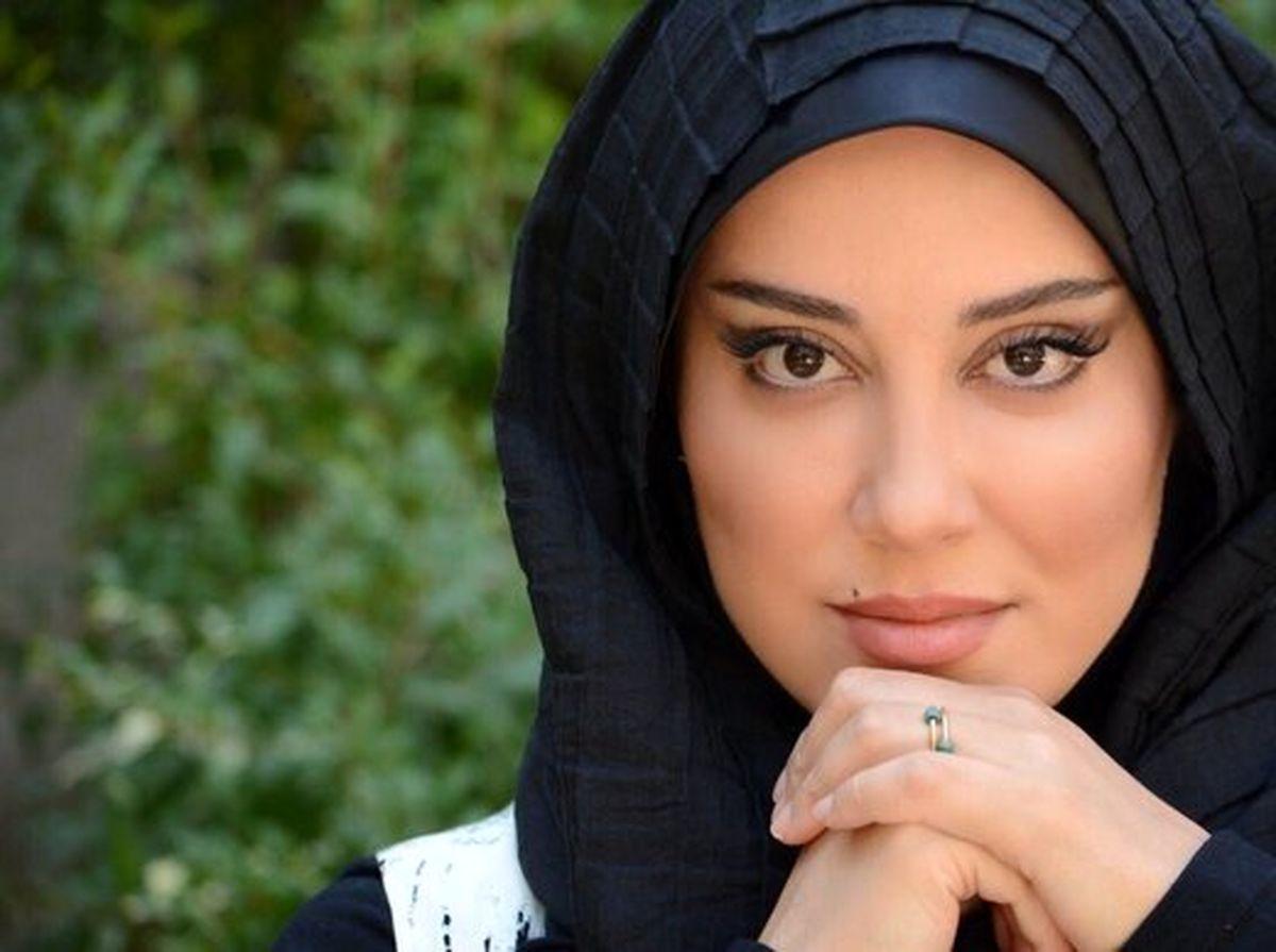 مجری گری آشا محرابی در 19 سال پیش