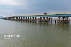 خبرهای خوش برای دریاچه ارومیه