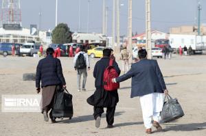 بازگشت افغانستانیها به کشورشان از مرز دوغارون ۴۰ درصد بیشتر شد