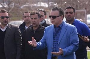 بازگشت محمدرضا زنوزی به ایران