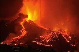 آتشفشانی که قصد آرام گرفتن ندارد