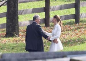 جشن عروسی دختر «بیل گیتس» در مزرعه 16 میلیون دلاری اش