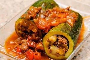 کدوی شکم پر، یک غذای رژیمی سالم و گیاهی