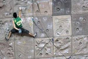 سنگنورد کرمانشاهی مقام دوم رقابتهای کشوری را کسب کرد