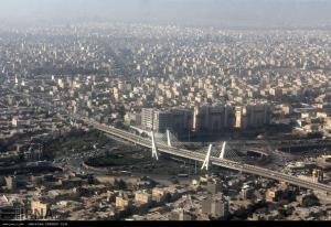 هوای ۴ منطقه کلانشهر مشهد آلوده است