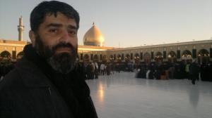 یادش بخیر مسجد کوفه اربعین سال ۹۸