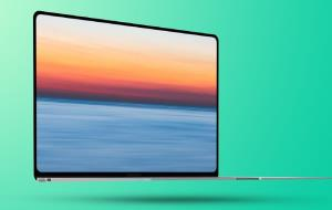 مکبوک ایر ۲۰۲۲ اپل احتمالا از ناچ نمایشگر بهره خواهد برد
