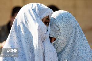عکس/ دستگیری دو خانم متهم به سرقت