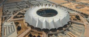 بزرگترین ورزشگاه عربستان میزبان فینال لیگ قهرمانان آسیا