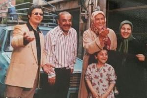 سکانسی از سریال خاطرهانگیز «خانه به دوش» که هرگز تکراری نمی شود