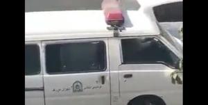 دستور ویژه فرمانده ناجا برای بررسی موضوع دستگیری یک خانم توسط پلیس
