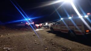 حادثه آفرینی پژو پاس ۵ کشته و مجروح برجای گذاشت
