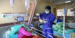 وضعیت پایدار بیماری کرونا در استان اردبیل