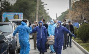 آمار روز گذشته متوفیان کرونا در تهران