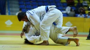 کسب مدال طلا و نقره مسابقات جودو جوانان کشور