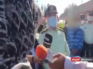 روایت یک سرقت و دستگیری سارق توسط پلیس پایتخت