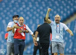 ژاردیم: هدف ما صعود به فینال آسیاست
