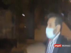 اصرار محمد مومنی به جواب سربالا!