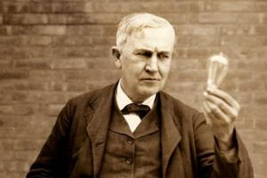 زندگی بزرگان/ زندگینامه توماس ادیسون به مناسبت سالروز درگذشتش