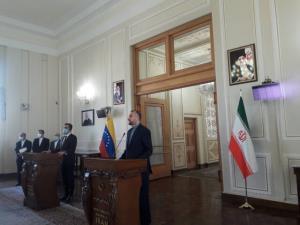 جزئیات نشست وزرای خارجه ایران و ونزوئلا؛ از سند همکاریهای ۲۰ ساله تا سفر مادورو به تهران