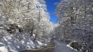 برف در انتظار مازندرانیها