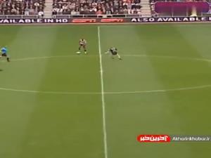 عجیبترین گل لیگ برتر مقابل لیورپول