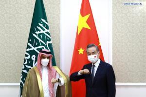 گفتگوی تلفنی وزرای خارجه چین و عربستان درباره برجام