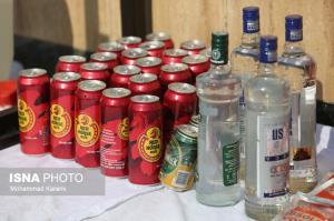 یک کارگاه مشروبات دستساز کشف شد