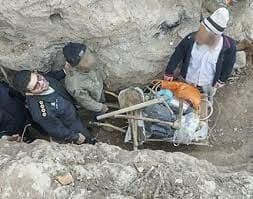 دستگیری ۳ حفار غیر مجاز در جغتای