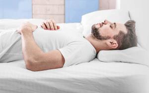 نحوه خوابیدن به بهبود سلامت کمک میکند