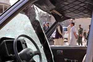 وقوع انفجار در شهر جلال آباد افغانستان