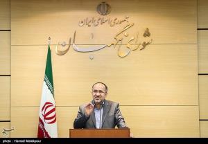 سخنگوی پیشین شورای نگهبان: لاریجانی میتواند دلایل رد صلاحیت را اعلام کند