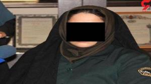 دستگیری مامور زن قلابی در بافق