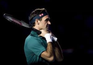 فدرر از بین ۱۰ تنیسور برتر جهان خارج شد