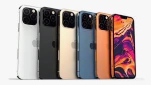 اپل دومین فروشنده برتر گوشی هوشمند در سهماهه سوم ۲۰۲۱