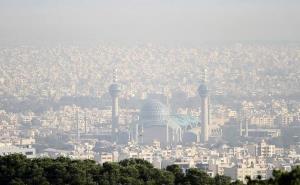 وضعیت قرمز آلودگی هوای اصفهان