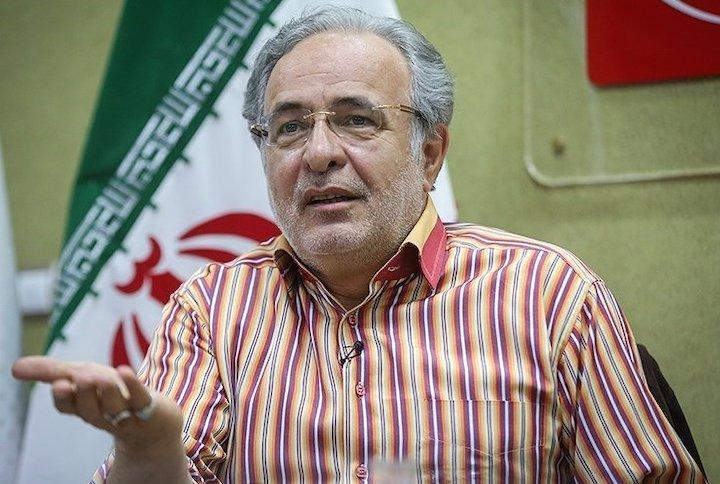 شوخی بدی که محمود شهریاری با کاظم احمدزاده انجام داد!