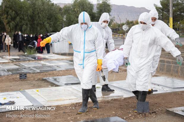 فوتیهای کرونایی در چهارمحال و بختیاری به ۱۶۲۸ نفر رسید
