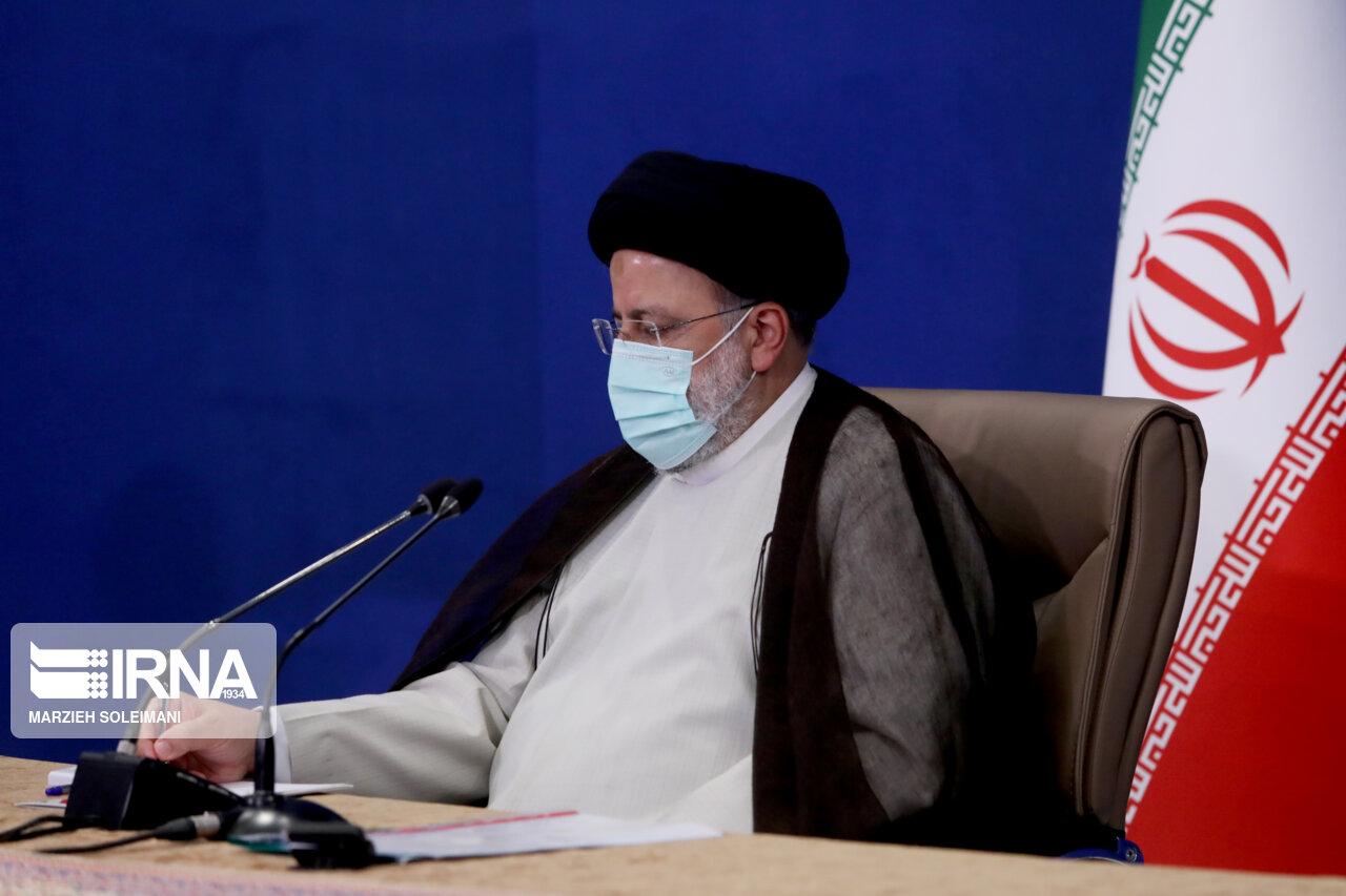 جلسه شورای عالی انقلاب فرهنگی باحضور رئیس جمهور